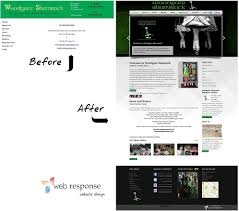 milton s best biggest website design portfolio seo development website makeover