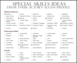 skill for resume exles skills and abilities resume exles misanmartindelosandes