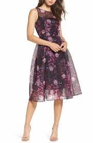 women u0027s adrianna papell fit u0026 flare dresses nordstrom