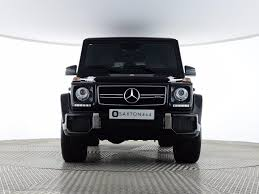 used 2016 mercedes benz g class 5 5 g63 amg 4x4 5dr for sale in