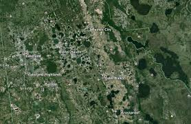 Florida Sinkhole Map by Real Time Satellite Information For Predicting Sinkholes Madrid