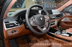 bmw inside 2016 india bound 2016 bmw 7 series g12 2015 frankfurt live