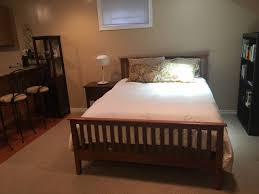 Yorkdale Bedroom Set Cozy Basement Near Airport U0026 Highways Houses For Rent In Toronto