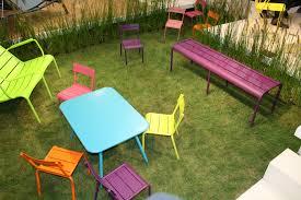 chaise de jardin enfant luxe mobilier de jardin enfant idées de salon de jardin