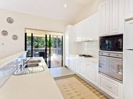 white galley kitchen ideas kitchen white galley kitchens tableware cooktops the most