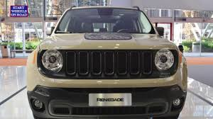 new jeep renegade new jeep renegade desert hawk 2017 specifications youtube
