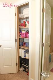 linen closet organization maximizing small spaces