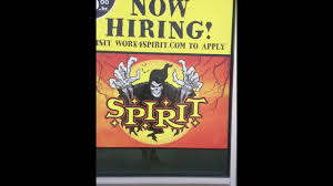 apply for spirit halloween spirit halloween 2016 opening soon youtube
