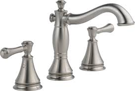 faucet com 3597lf pnmpu in brilliance polished nickel by delta