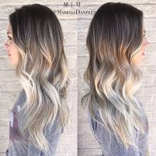 Dark Blonde To Light Blonde Ombre Best 25 Ash Blonde Balayage Ideas On Pinterest Ashy Blonde