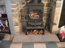 bespoke fireplace flat blue lias reproduction hearth from