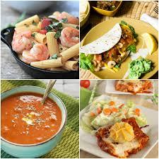Fabulous Dinner Ideas 16 Delicious Dinners