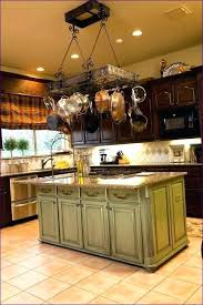 kitchen pan storage ideas pan shelves appealing copper pot holder galleries size of