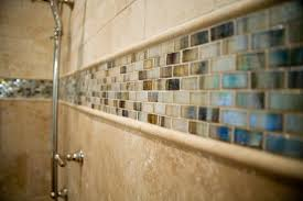 Tile Accent Wall Bathroom Mosaic Accent Wall Bathroom Bathroom Trends 2017 2018