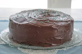 perfect chocolate cake with chocolate frosting chateau elma