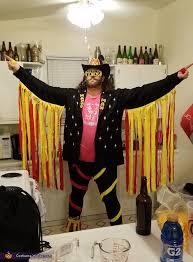 Macho Man Randy Savage Halloween Costume Macho Man Randy Savage Costume Diy