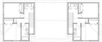 Floor Plans For Duplex Houses Duplex House Plans 2 Story Duplex Plans 2 Bedroom Duplex Plans