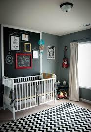 Gray Nursery Decor Colorful Nursery Décor With An Artistic Touch