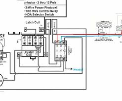 2 pole relay wiring diagram wiring diagram simonand