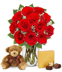 amazon com from you flowers one dozen red roses with godiva