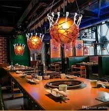 theme lighting creative basketball l personality restaurant bar stores stadium