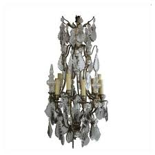 Antique Mercury Glass Chandelier Antique Mercury Glass What U0027s Not To Like Europeanfinds