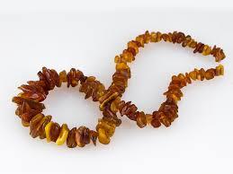natural amber necklace images 1950s natural baltic amber necklace polish origin 30 132g parade jpg