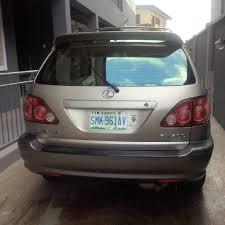 lexus rx300 in nairaland lexus rx300 for sale 1 18m autos nigeria