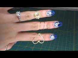 How To Make Jewelry Out Of Wire - three pretty easy rings to make out of a 20 gauge wire supplies