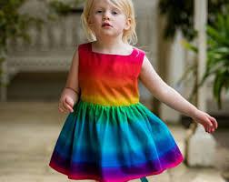 rainbow polka dot jumper dress toddler jumper dress