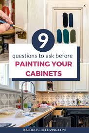 painting my kitchen cabinets blue should i paint my kitchen cabinets designertrapped