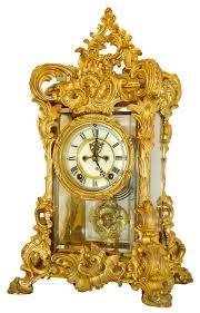 Crystal Mantel Clocks 0414 1113 1129