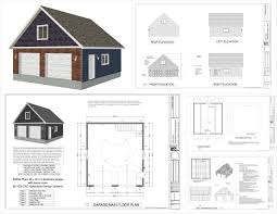 free detached garage plans interesting car craftsman style garage