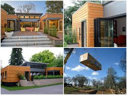 Modern Contemporary Home Decor Ideas Prefab Homes Design Architecture Creative And Fancy Wood