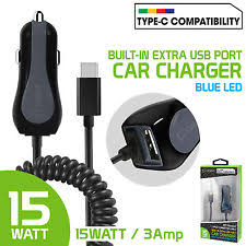 Car Phone Charger With Usb Port Cellet Cell Phone Car Charger Ebay