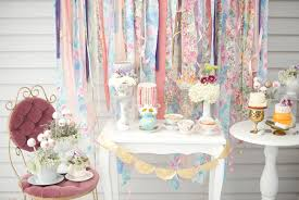 Shabby Chic Bridal Shower Decorations by Shabby Chic Bridal Shower Ideas And Inspiration Trueblu