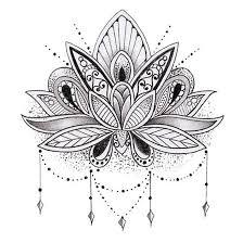 25 trending lotus flower mandala ideas on lotus