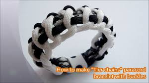 paracord bracelet youtube images How to make quot tire chains quot paracord bracelet with buckles jpg