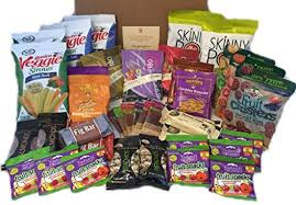 healthy care packages non gmo and organic healthy snacks care package 40 count