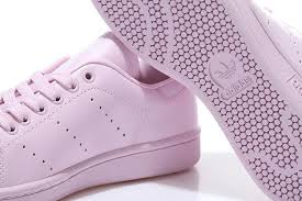 stan smith light pink adidas stan smith ladies leather pink sneakers o65i4312 www