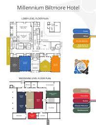 Biltmore Floor Plan 1st Aams Congress Program 2015 Los Angeles