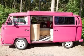 pink volkswagen van vw campervan u2013 a labour of love for u0027pinky u0027 theoriginalthread
