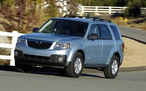 mazda tribute car specifications and wallpapers