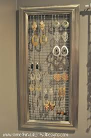 Jewelry Wall Hanger 23 Best Wall Decor Images On Pinterest Wall Decor Crafts And