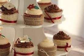 bridal cupcakes fall bridal shower cupcakes