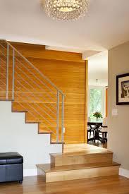 boulder indoor outdoor living remodel modern staircase