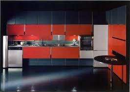 marques cuisine cuisine de couleur en l de la marque snaidero ées 90