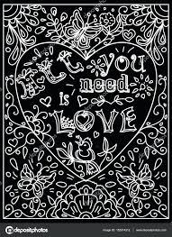 Amour Coeur Pages A Colorier Structure En En Est Amour Coloring