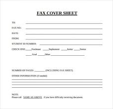 doc 12751662 sample fax cover u2013 free sample fax cover sheets my