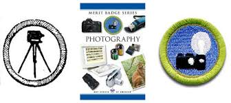 boy scout photography merit badge requirements through the years